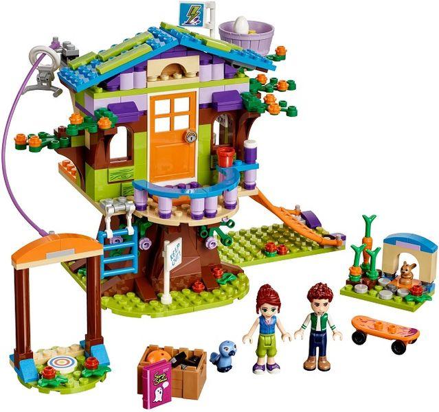 LEGO FRIENDS Domek na Drzewie Mii 41335 zdjęcie 2