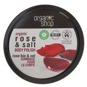 Organic Shop Pasta do ciała regenerująca Perłowa Róża - 250 ml