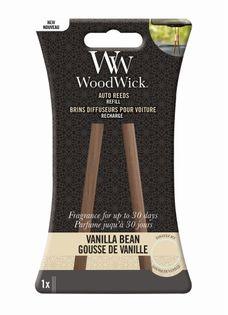 Zapach Do Auta WoodWick - Uzupełniacz Vanilla Bean