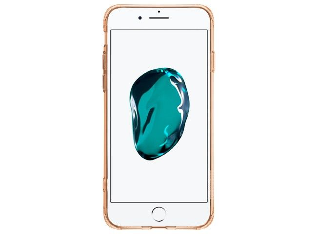 Etui Nillkin Crashproof II TPU do Apple iPhone 7 Kolor - Złoty zdjęcie 5