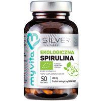 Myvita Silver Spirulina  Bio 50  K Oczyszczanie