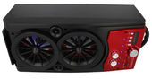 Głośnik Miniwieża Boombox 60W LED Bluetooth + Mikrofon RX-S50 G208Z zdjęcie 8