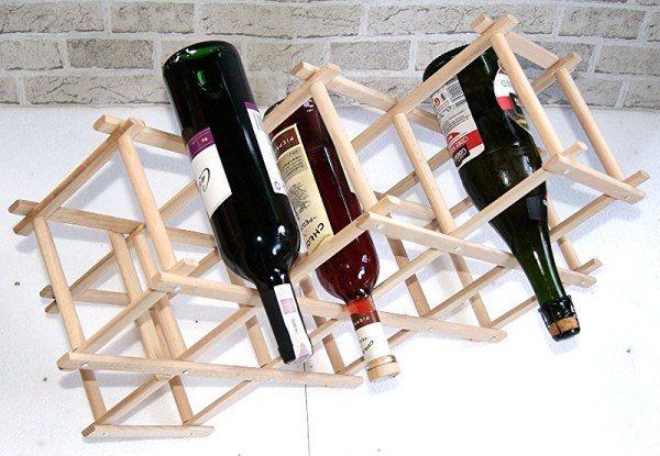 Stojak Na Wino zdjęcie 3