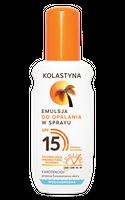 Kolastyna  Emulsja Do Opalania W Sprayu Spf 15 -150 Ml