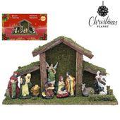 Christmas nativity set Christmas Planet 4448 (9 pcs)