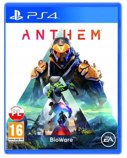 Gra Anthem PL PS4 Nowa