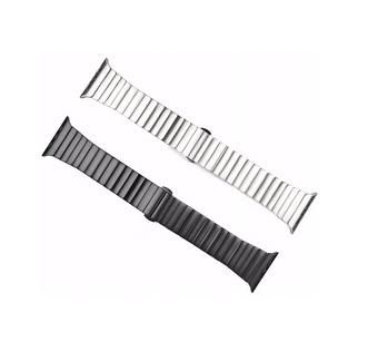 BRANSOLETA PANELOWA STALOWA DO APPLE WATCH 38mm 40mm 42mm 44mm