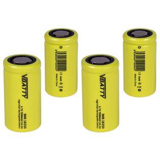 4x Akumulatorek ogniwo bateria IMR 18350 3 7 v 700 mAh 10 5 A CE