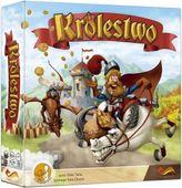 Królestwo foxgames gra planszowa dla dzieci nowa !