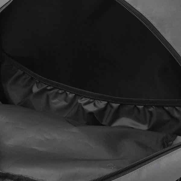 Plecak Turystyczny 40 L Czarny I Szary zdjęcie 4