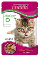 Mokra karma dla kota indyk w sosie 100 gram