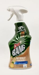 Cillit Bang Naturally Powerful Spray do łazienki 750ml