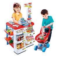Prawdziwy sklep dla dzieci Supermarket zabawkowy Z07