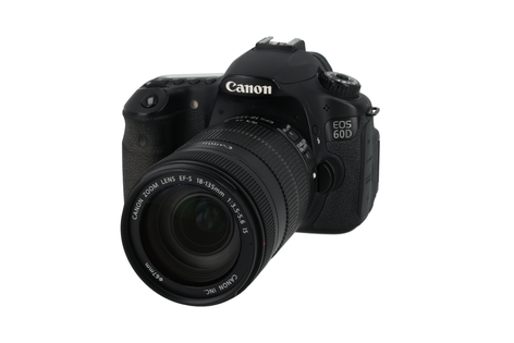 ZESTAW Canon EOS 60D +obiektyw Canon 18-135mm +akcesoria