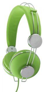 EH149G Słuchawki Audio Macau zielone Esperanza
