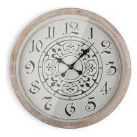 Zegar Ścienny Drewno MDF (63,5 x 5 x 63,5 cm)