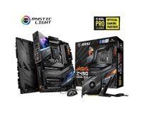 MSI Płyta MSI MEG Z490 GODLIKE /Z490/DDR4/SATA3/M.2/USB3.1/WiFi/BT/PCIe3.0/s.1200/EATX