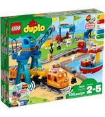 LEGO DUPLO Pociąg towarowy 10875