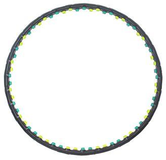Charcoal koło hula-hop (średnica 110cm, waga 1,25kg)