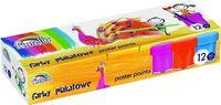 Farby plakatowe 20 ml 12 kolorów Fiorello