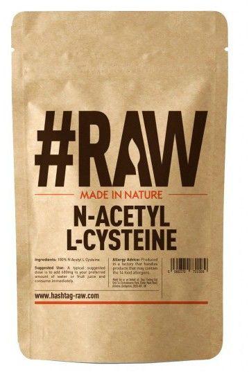 RAW N-Acetyl L-Cysteine 100g N-Acetyl L-Cysteina NAC na Arena.pl