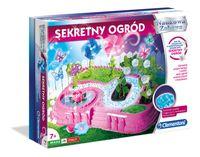 Naukowa zabawa Sekretny ogród