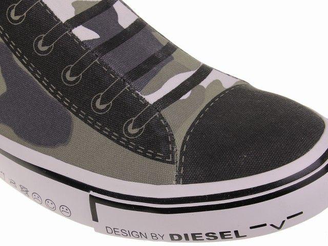 Diesel S-Diesel Imaginee Low Slip-On Y01700 P1640 H5254 - 42 zdjęcie 3