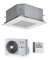 Klimatyzator kasetonowy 4-drogowy DI 575x575 ultrakompaktowy 2,5 kW