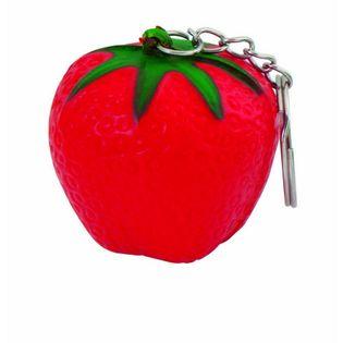 Brelok do kluczy, antystres owoc lub warzywo