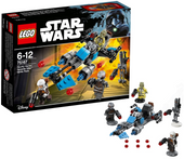 Klocki LEGO 75167 Star Wars ścigacz łowcy