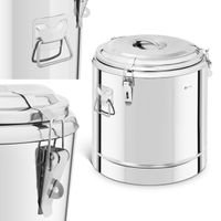 Termos gastronomiczny - 35 l Royal Catering RCTP-35E