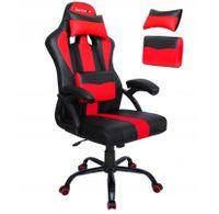 Fotel Gamingowy GRACZA Krzesło TILT HUZARO FORCE 3.0 niebieski