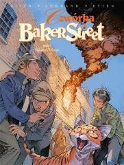 Czwórka z Baker Street T.7 Sprawa Morana Jean-Blaise Djian, Olivier Legrand