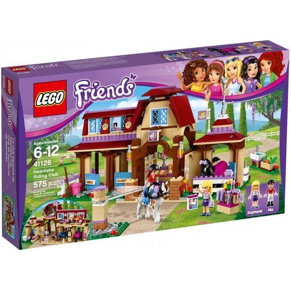 Lego Friends Klub jeździecki Heartlake zdjęcie 1