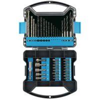 Draper Tools Zestaw wierteł i bitów, 41 elementów