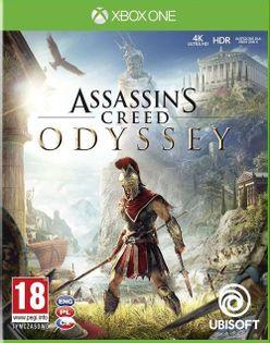 Gra Assassins Creed Odyssey Pl (Xone)