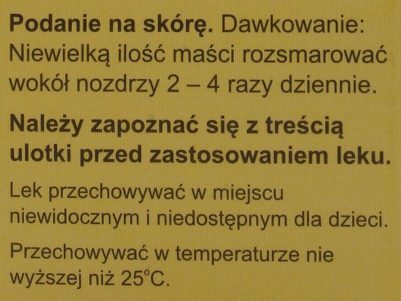 Maść majerankowa - Elissa - 10 g zdjęcie 2