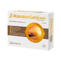 BETA-KAROTENSUN FORTE 30 tabletek