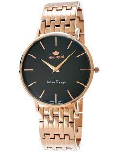 Zegarek Męski Gino Rossi 11014C-1D2