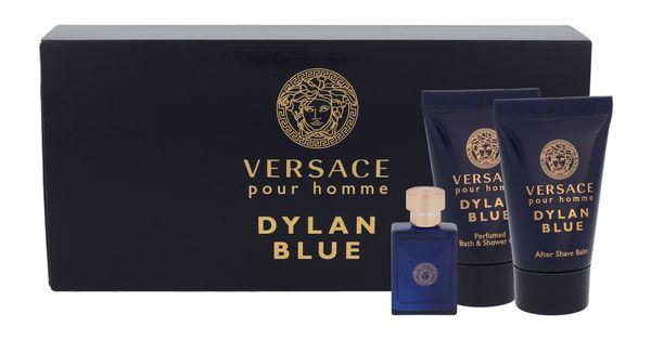 Versace Pour Homme Dylan Blue Woda toaletowa 5ml zestaw upominkowy