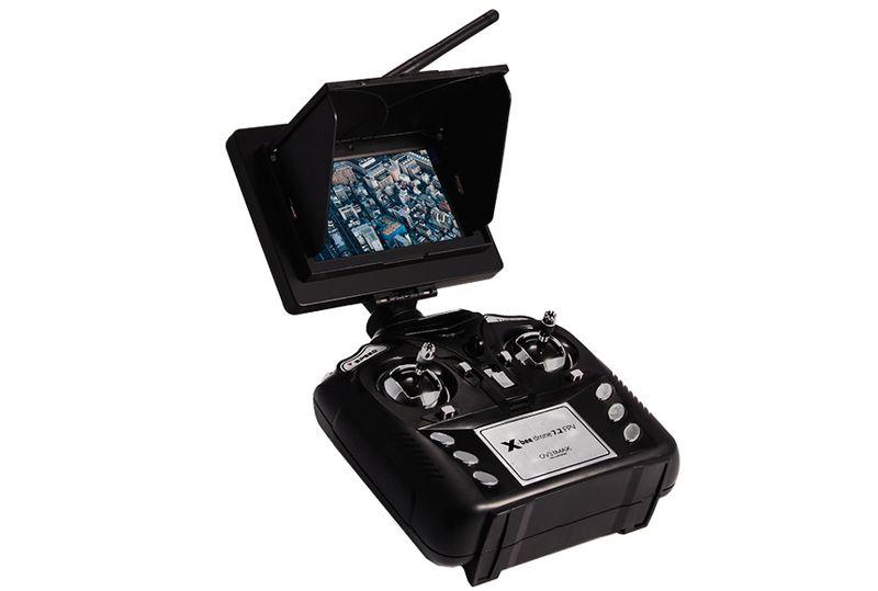 DRON OVERMAX X-Bee 7.2 wifi FPV ekran KAMERA HD zdjęcie 2