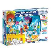 Clementoni - Naukowa zabawa Moje laboratorium chemiczne 60250