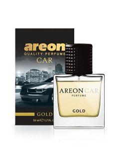 Areon PERFUME 50ML Gold PERFUMY DO SAMOCHODU