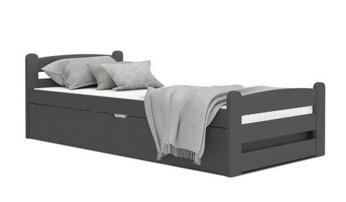 Łóżko DAWID olcha 200x90 podnoszone automat na Arena.pl