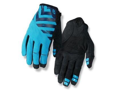 Rękawiczki męskie GIRO DND długi palec midnight blue black roz. XXL (obwód dłoni od 267 mm / dł. dłoni od 211 mm) (DWZ)