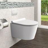 Misa WC Bezrantowa PORTER RIMLESS + Deska zdjęcie 2