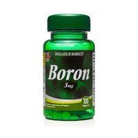 Holland & Barrett Bor 3 mg 100 tabl.