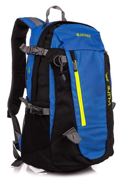 Plecak HI TEC Felix 25L blueblacklime zipper « Miejskie Arena.pl internetowa platforma zakupowa, bezpieczne zakupy online