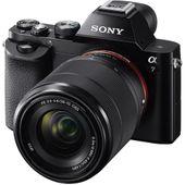 Aparat cyfrowy Sony Alfa A7 + obiektyw 28-70 mm f/3.5-5.6 OSS