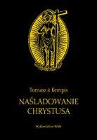 Naśladowanie Chrystusa Tomasz a Kempis - czarna